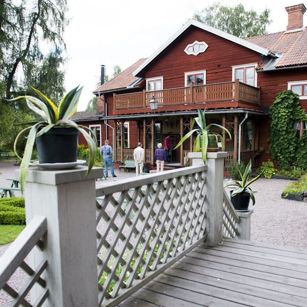 Stora Hyttnäs Trädgård