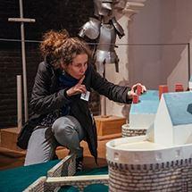 """Visite guidée Famille : """"Murs, murs... sur les traces de la vie de château"""" + entrée musée d'histoire de Nantes et exposition temporaire en cours"""