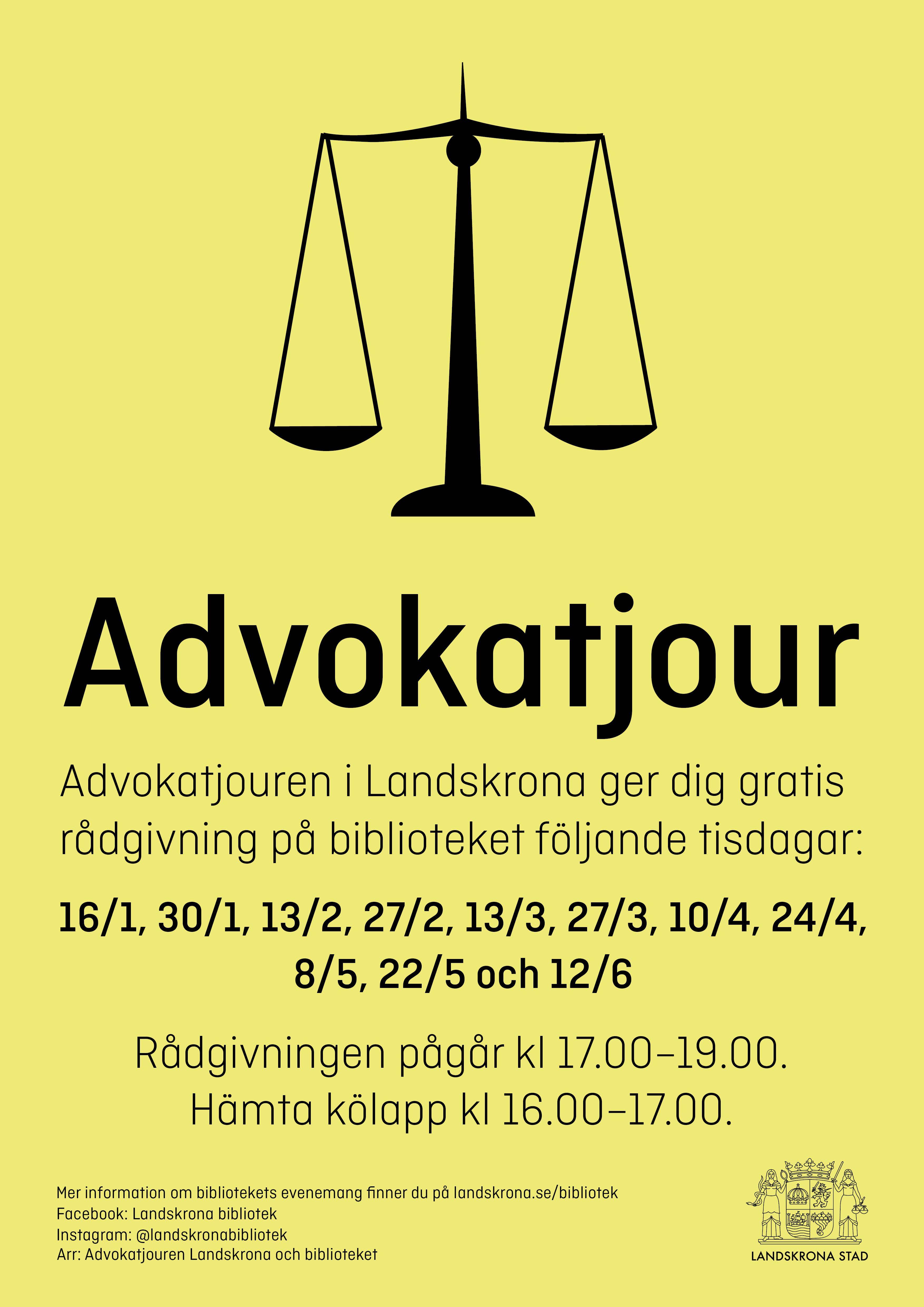Advokatjour