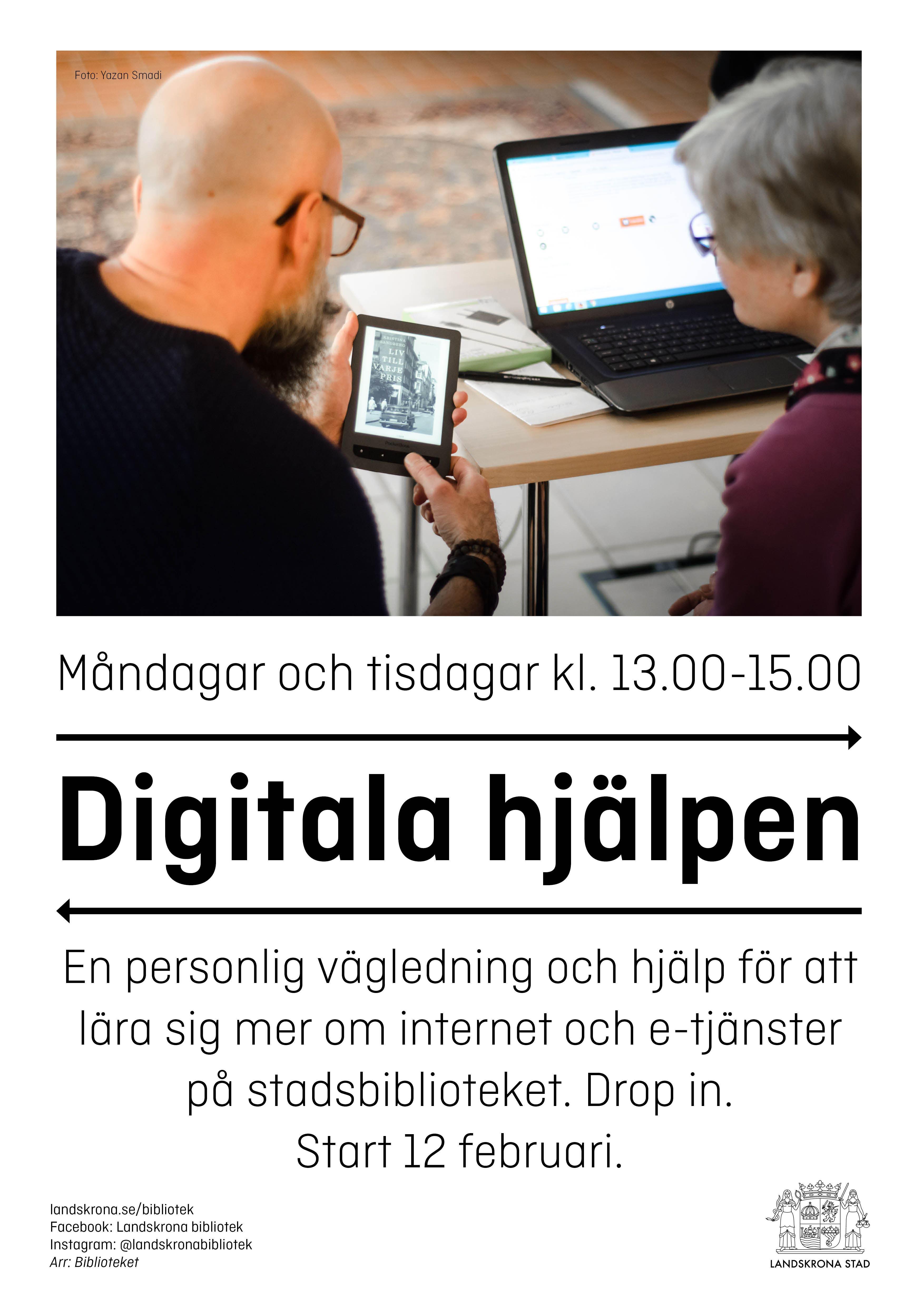 Digitala hjälpen