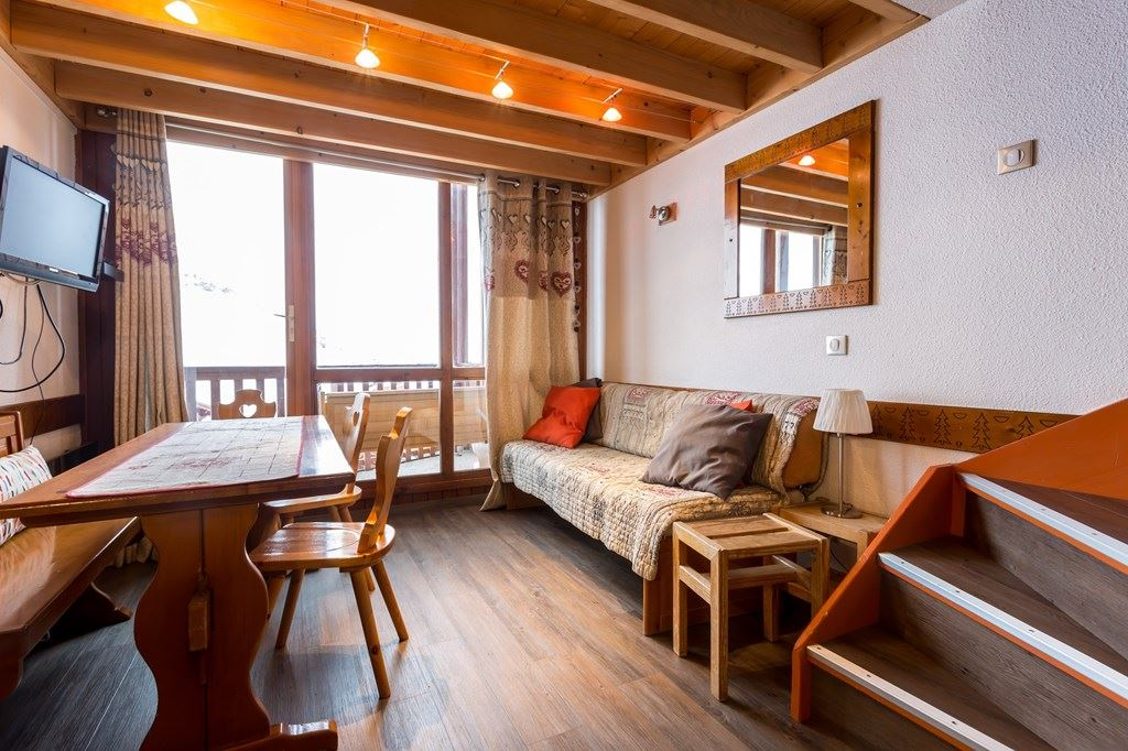 SILVERALP 329 / APARTMENT DUPLEX 4 ROOMS 6 PERSONS - 2 SILVER SNOWFLAKES - ADA
