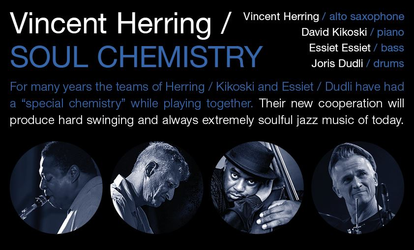 Vincent Herring´s Soul Chemistry