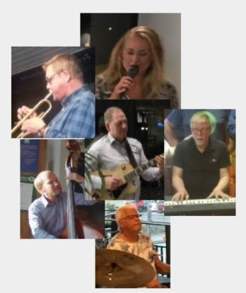 Jazz Me Blues & Jam Session
