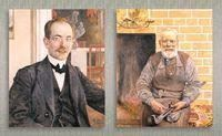 Carl Larssons Portrait Collection