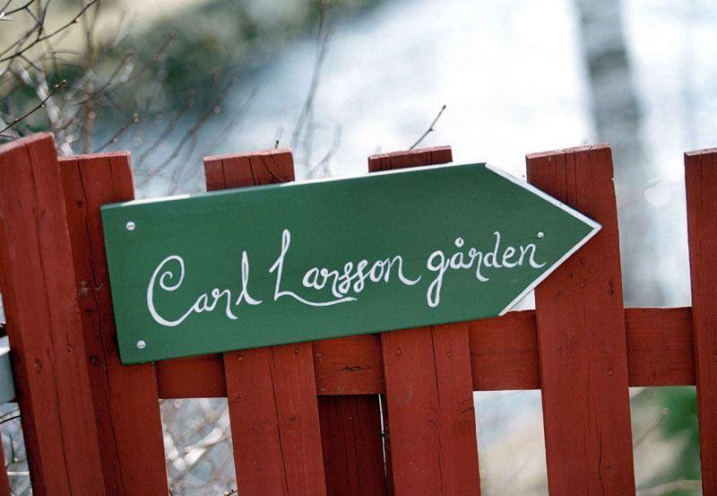 Carl Larsson-gårdens shop