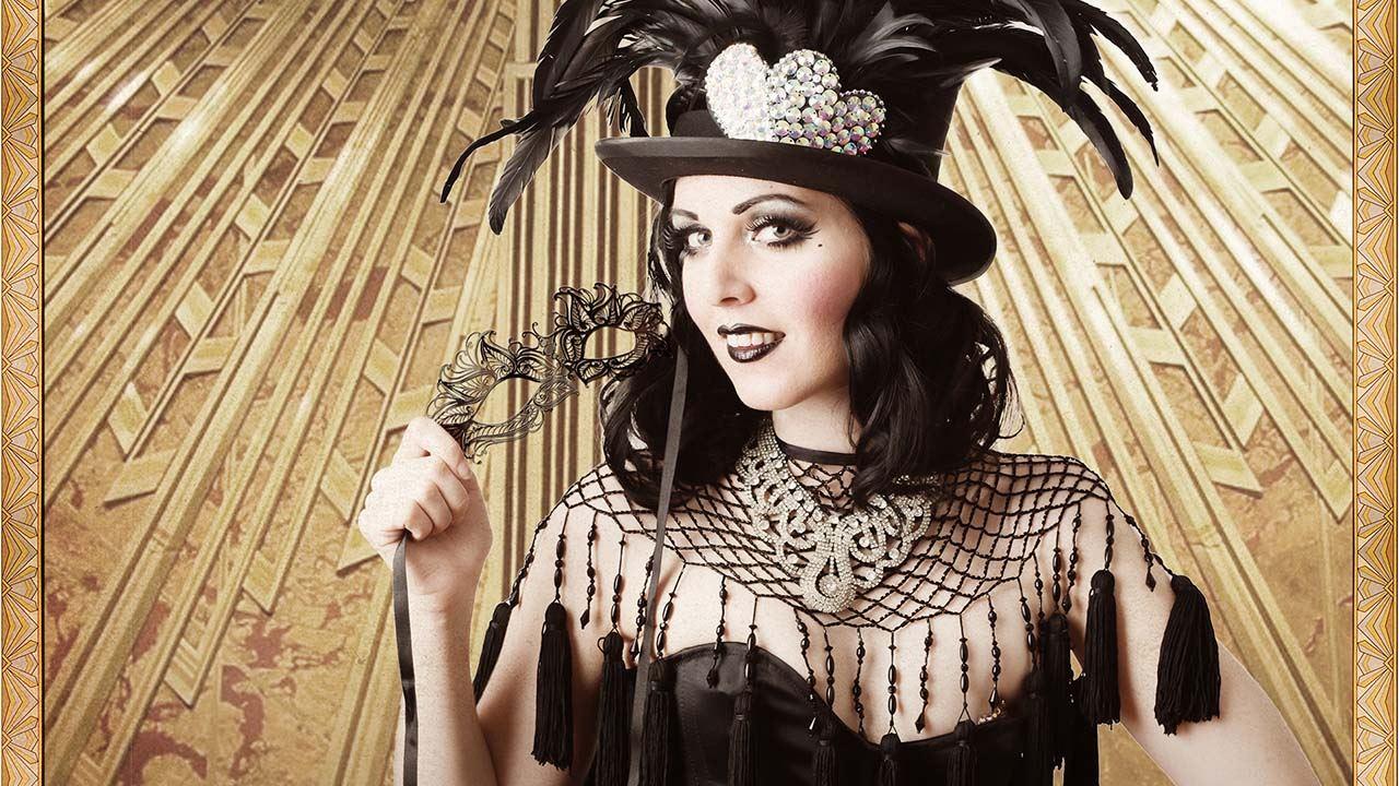 The Great Masquerade - Burleque show