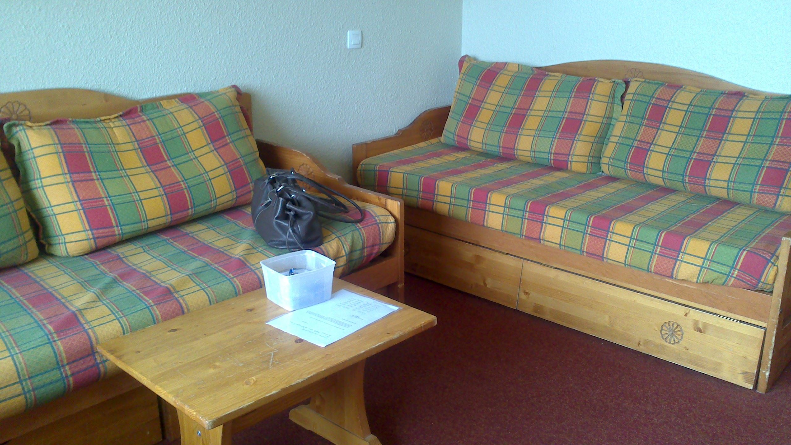 Cuzco H16 > Studio Cabine - 3 personnes