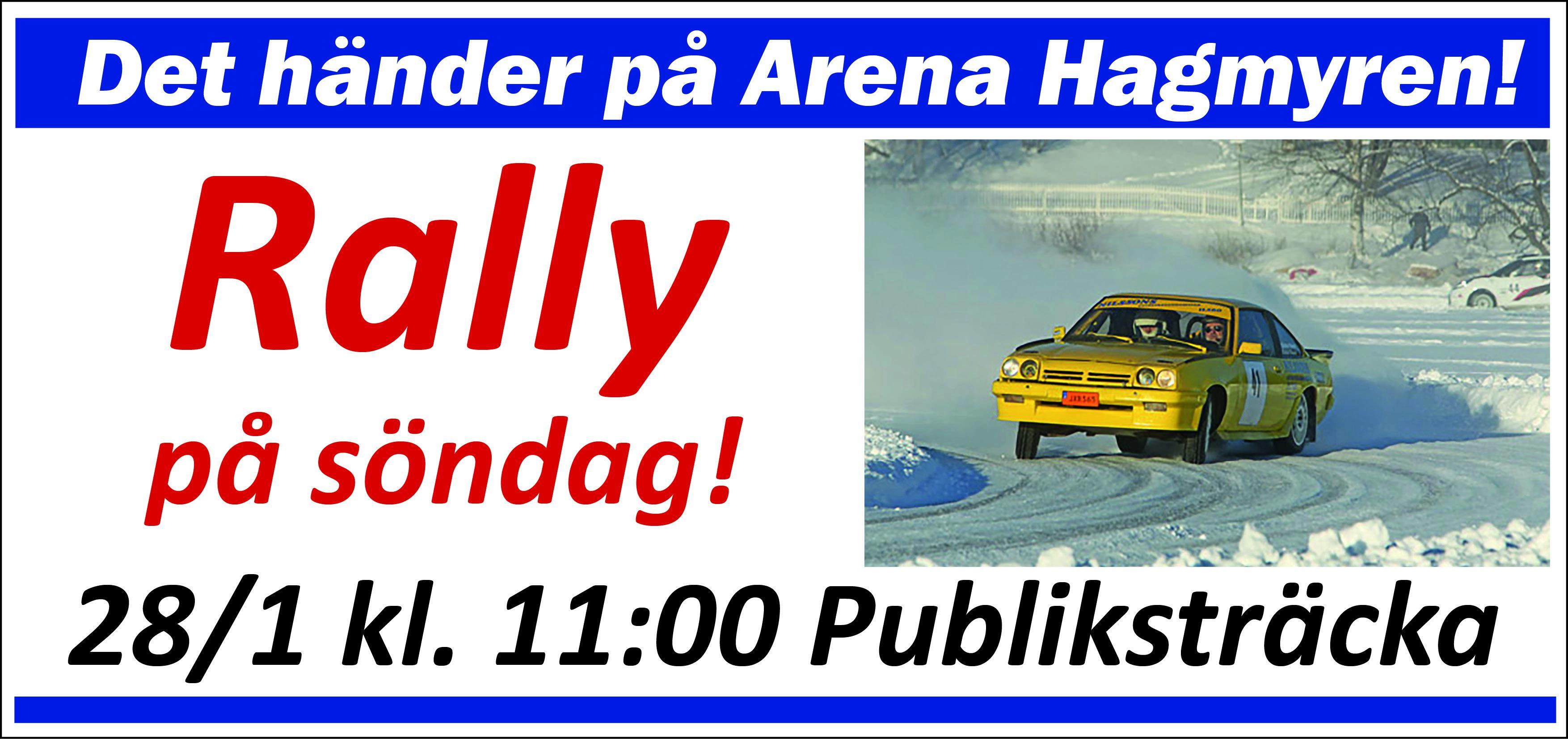 SMK Hälsinge Rally