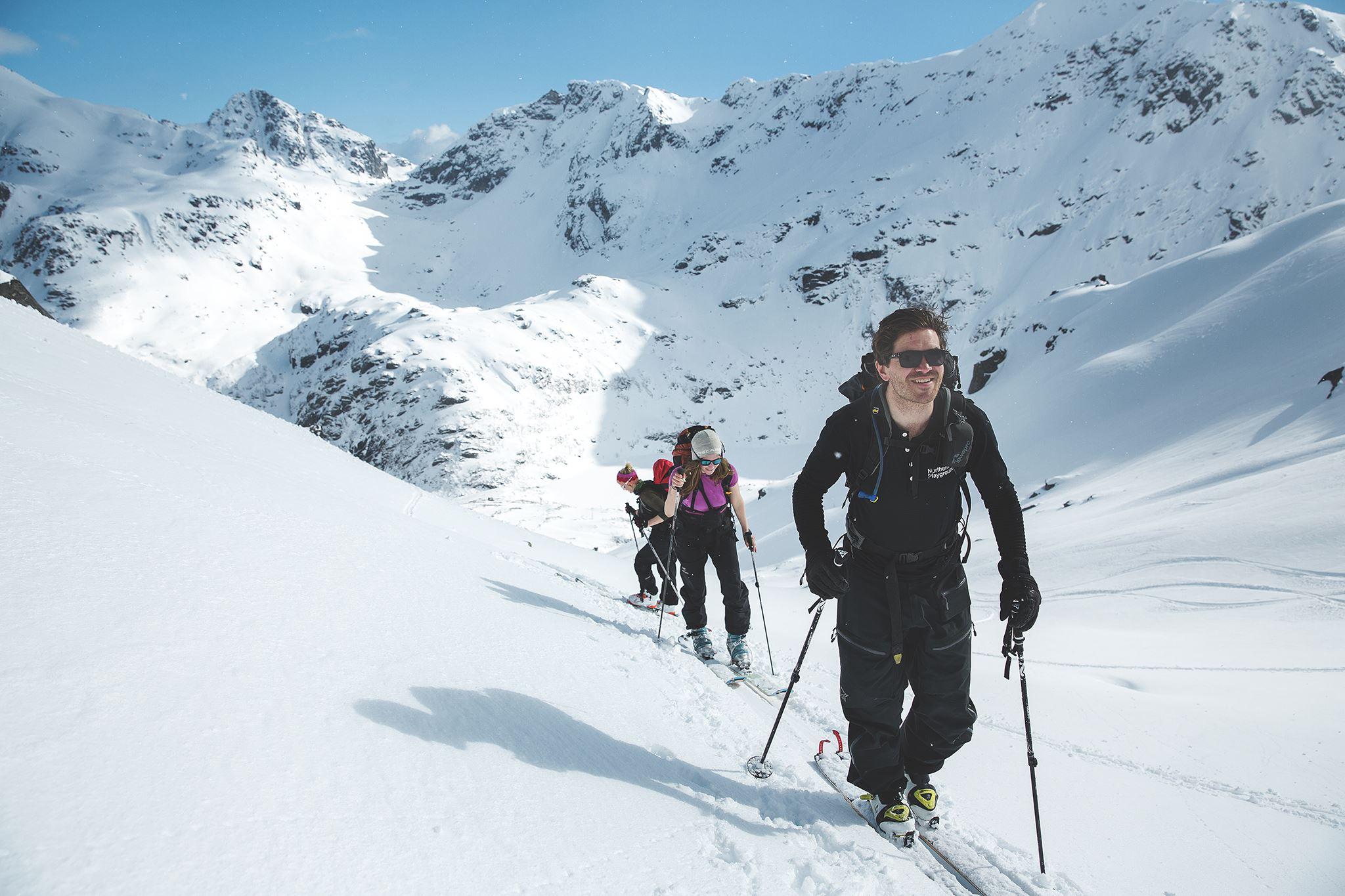© Seil Norge, Ski & Seil Lofoten
