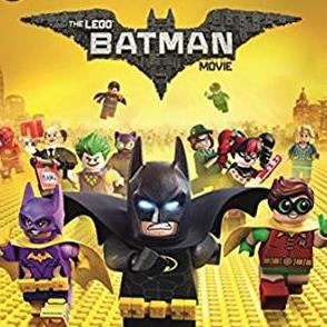 Barnbio - Lego Batman