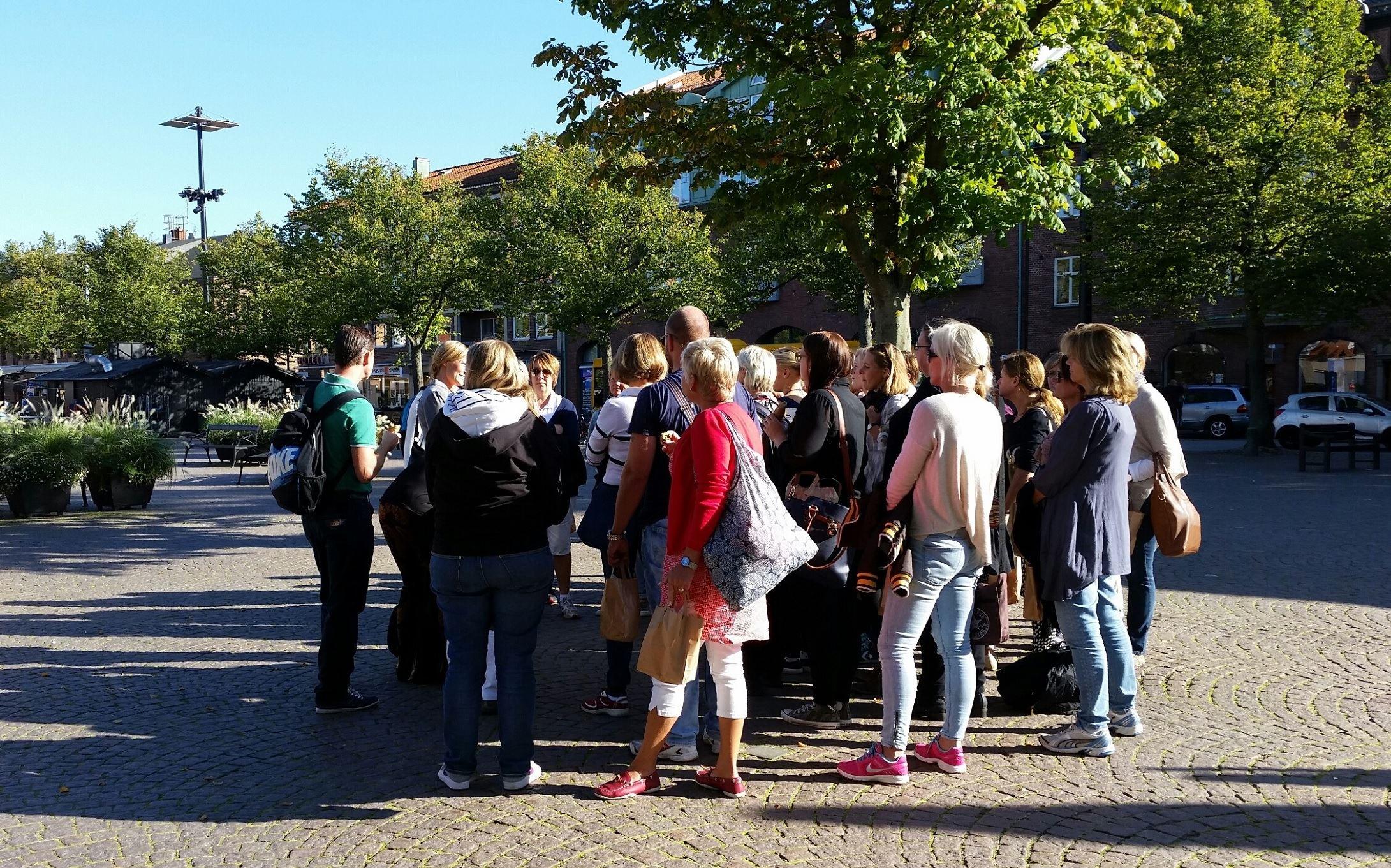 Torsdagsvandring: Rönne Å och Storgatan
