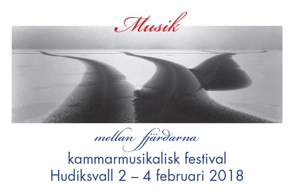 Musik mellan fjärdarna -kammarmusikfestival