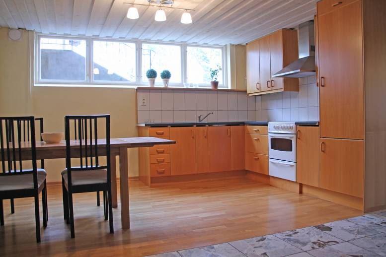 Åhus - Ljus och fräsch lägenhet i Åhus