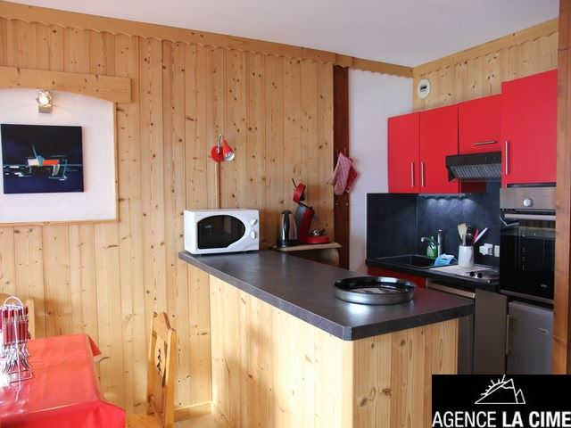BEAU SOLEIL 2 - APARTMENT 2 ROOMS CABIN- 6 PERSONS - 2 GOLD SNOWFLAKES - CI