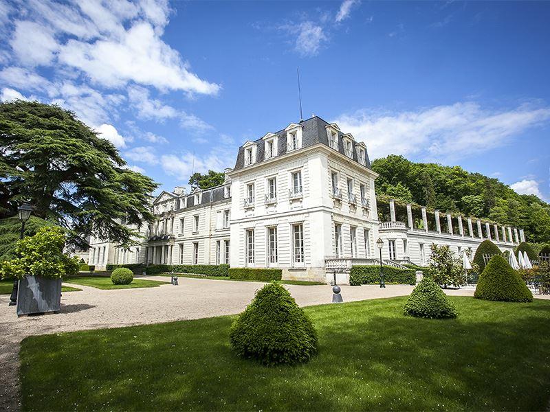© château de Rochecotte, CHATEAU DE ROCHECOTTE