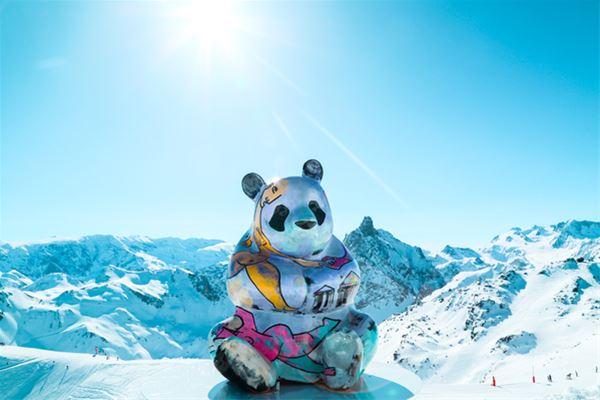 2 pièces coin montagne, 4/6 personnes skis aux pieds / Les Brigues 443 (Montagne de charme)