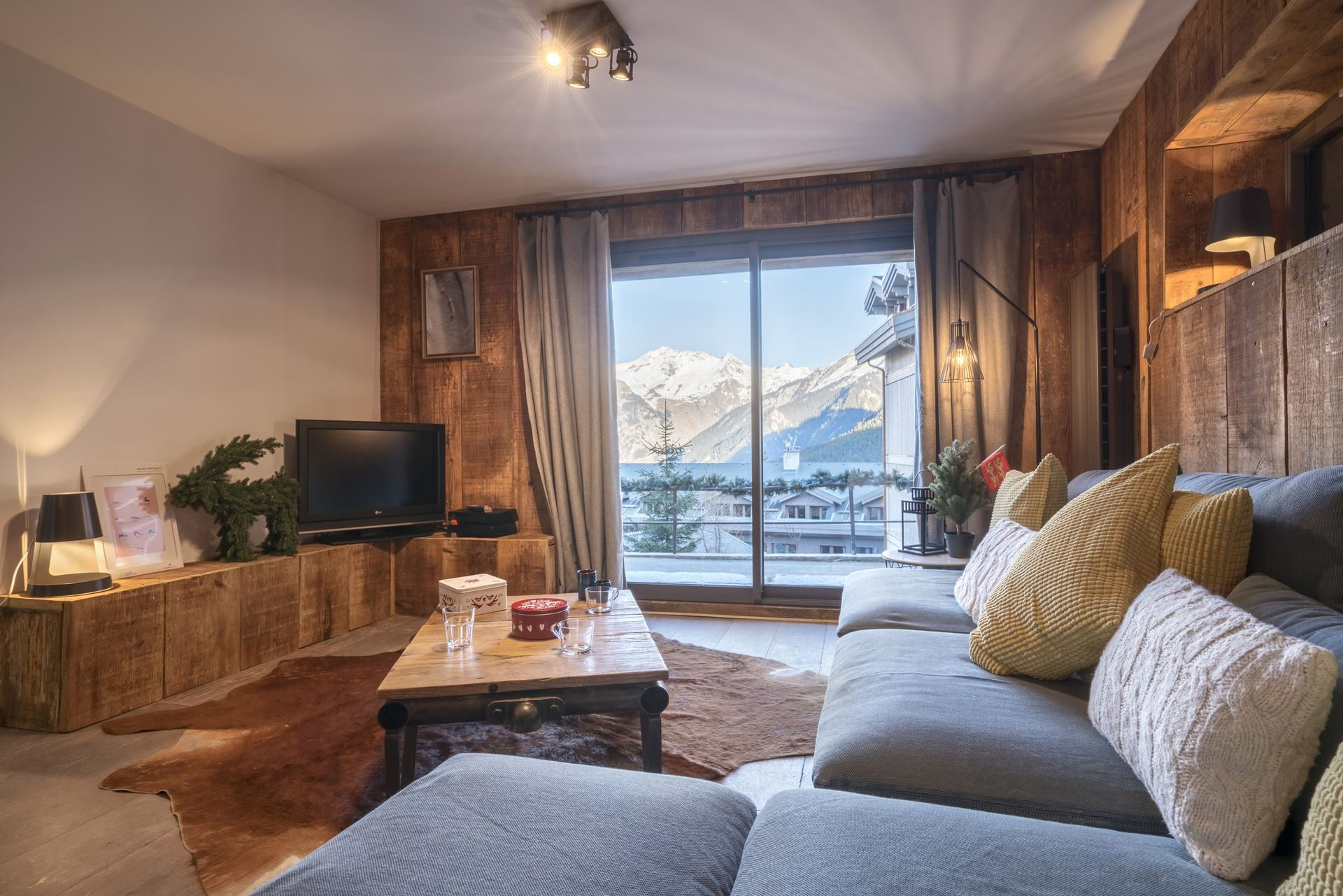 4 rooms Duplex 6 people / Chalet Bambi (mountain of Charm)