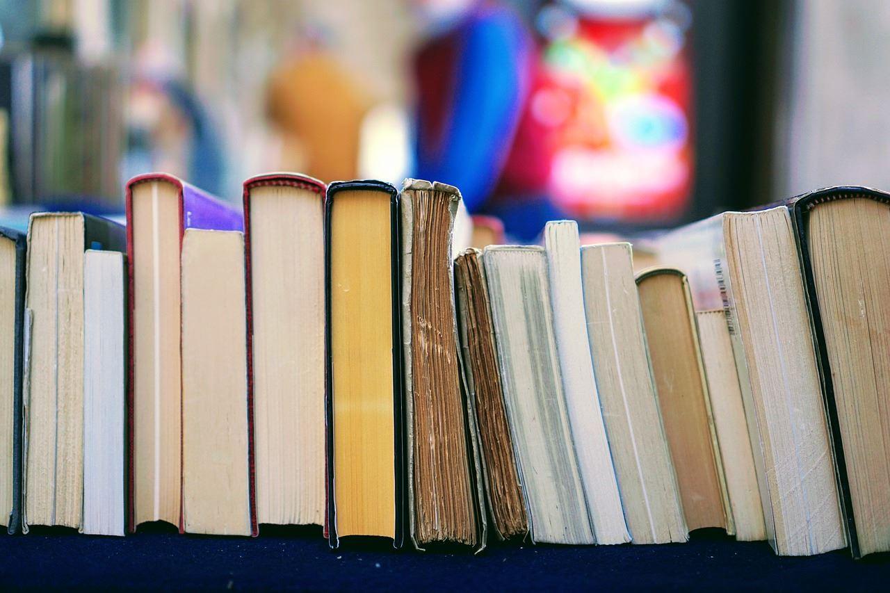 Försäljning gallrade böcker och tidskrifter på Malå bibliotek