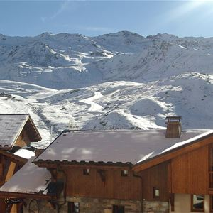 Lauzières 207 > Studio + Cabin - 3 Persons - 2 Gold Snowflakes (Ma Clé IMMO)