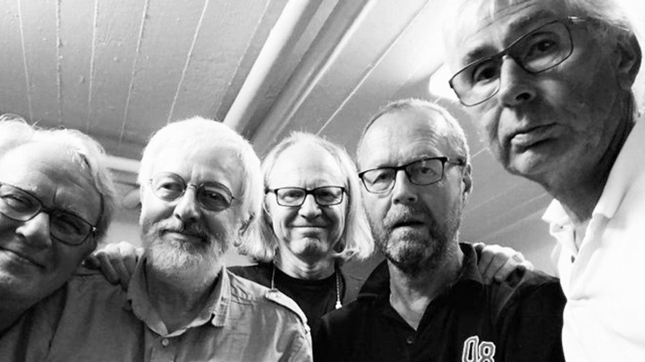 Svängig härlig 60- och 70-talsblues med The Swedish Blues Project.