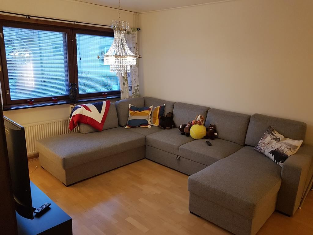 Apartment for 4+1 persons in Mariehamn