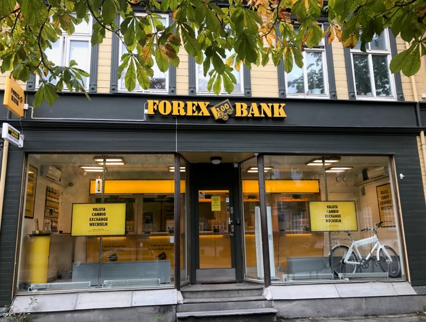 Forex Trondheim,  © Forex Trondheim, Forex Bank