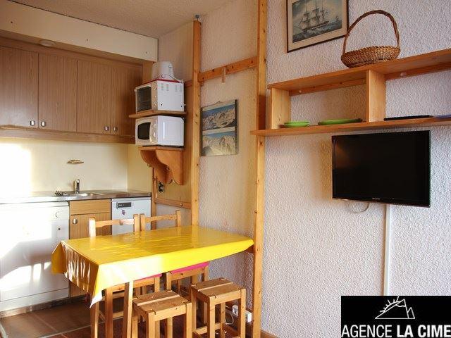 LES HAUTS DE LA VANOISE 203 / 1 room 3 people