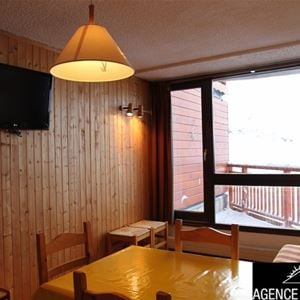 TROIS VALLEES 713 / STUDIO 4 PERSONNES - 1 FLOCON BRONZE - CI