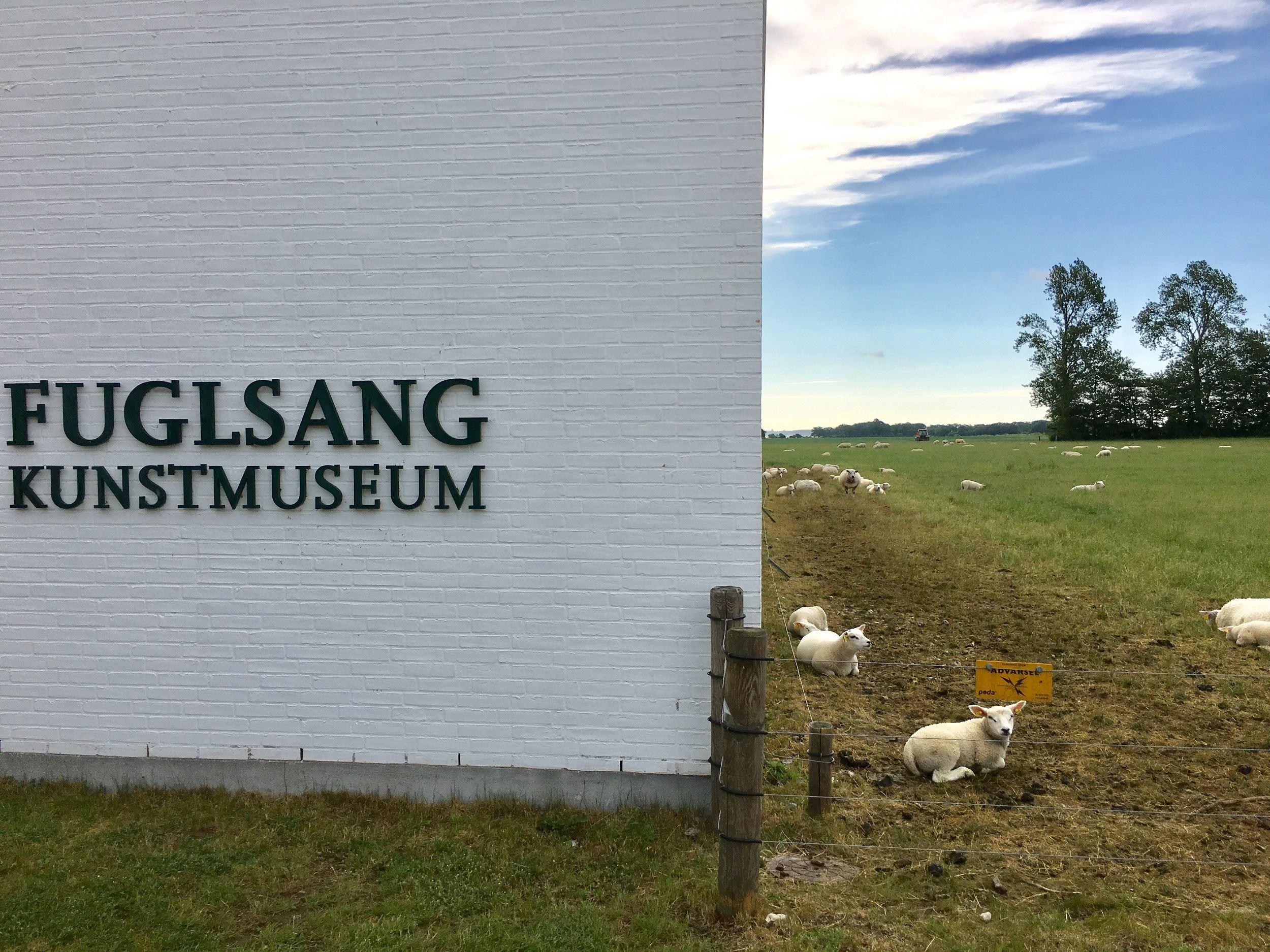 Fuglsang Kunstmuseum 10 år!