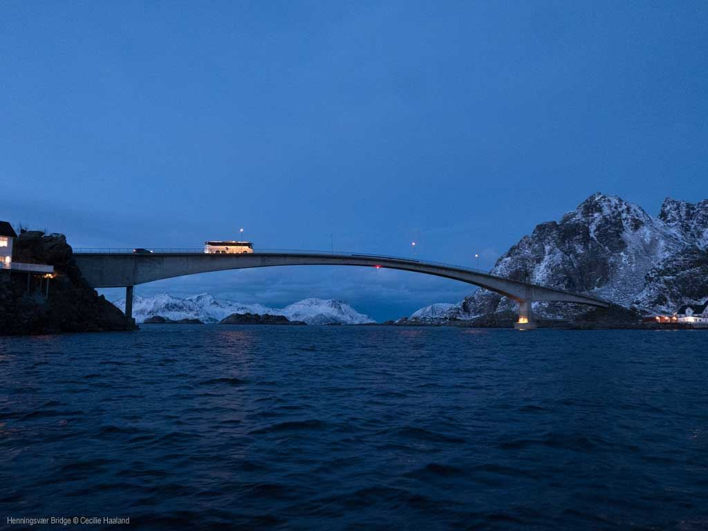 © Cecilie Haaland, Guided Lofoten sightseeing