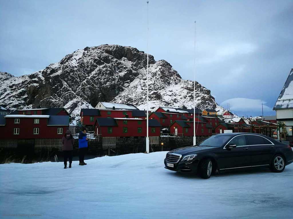 © Sveinung Johansen, Stamsund i Lofoten