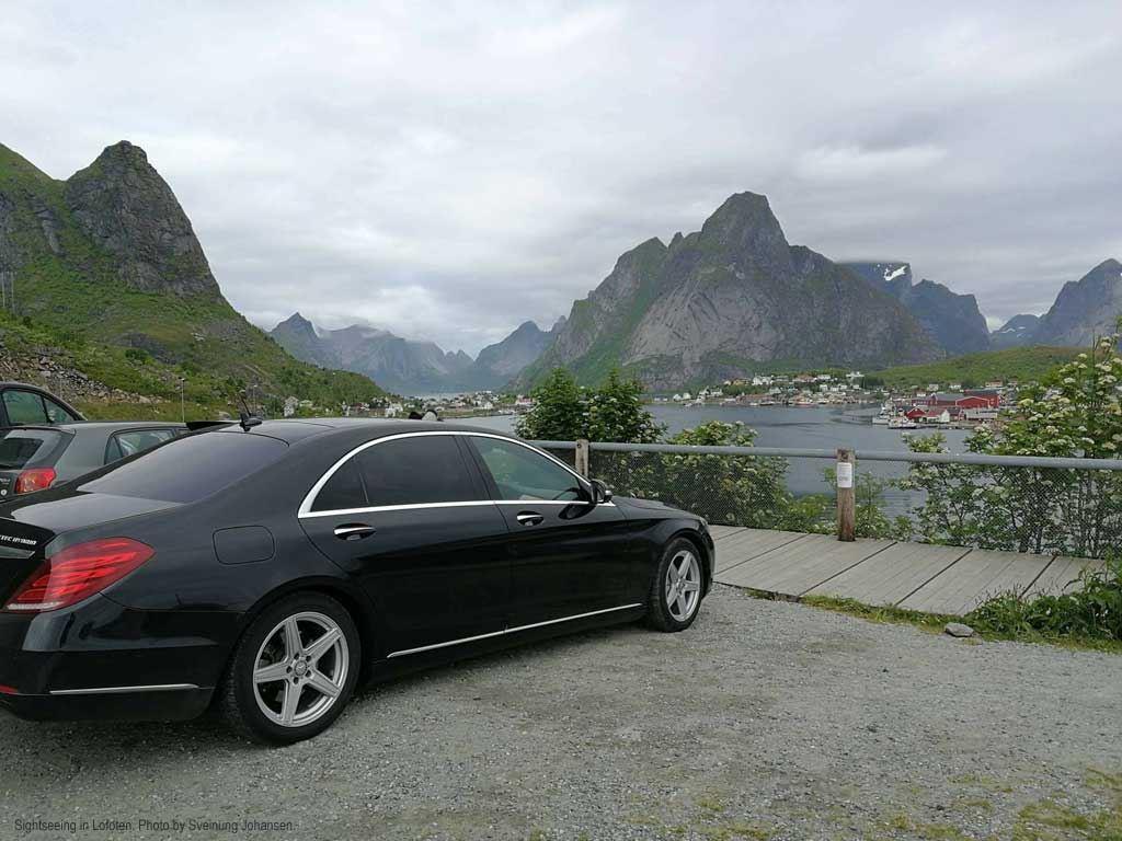 © Sveinung Johansen, Reine i Lofoten