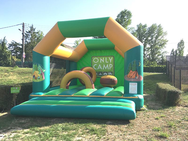 © Camping Onlycamp Saint Avertin, CAMPING ONLYCAMP TOURS VAL DE LOIRE SAINT-AVERTIN