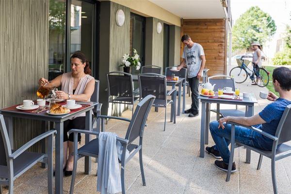 RESIDENCE HOTELIERE ODALYS LE CLOS SAINT MICHEL