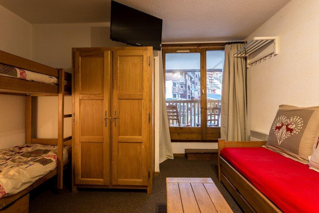 CIMES DE CARON 1105 / APARTMENT 2 ROOMS 4 PERSONS - 1 BRONZE SNOWFLAKE - ADA