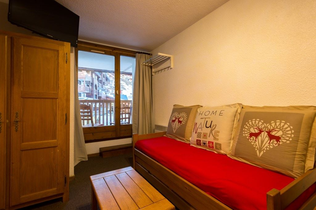 CIMES DE CARON 1105 - 2 ROOMS 4 PERSONS - 1 BRONZE SNOWFLAKE- ADR