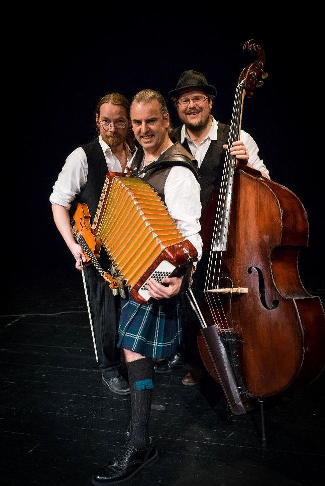 Sandy Brechin Trio