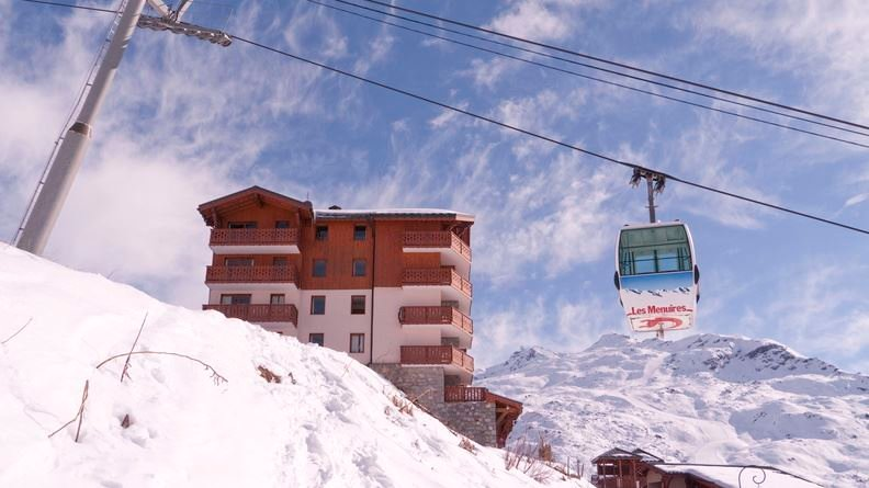 Residence ski-in ski-out / LES CHALETS DE L'ADONIS (3 Snowflakes