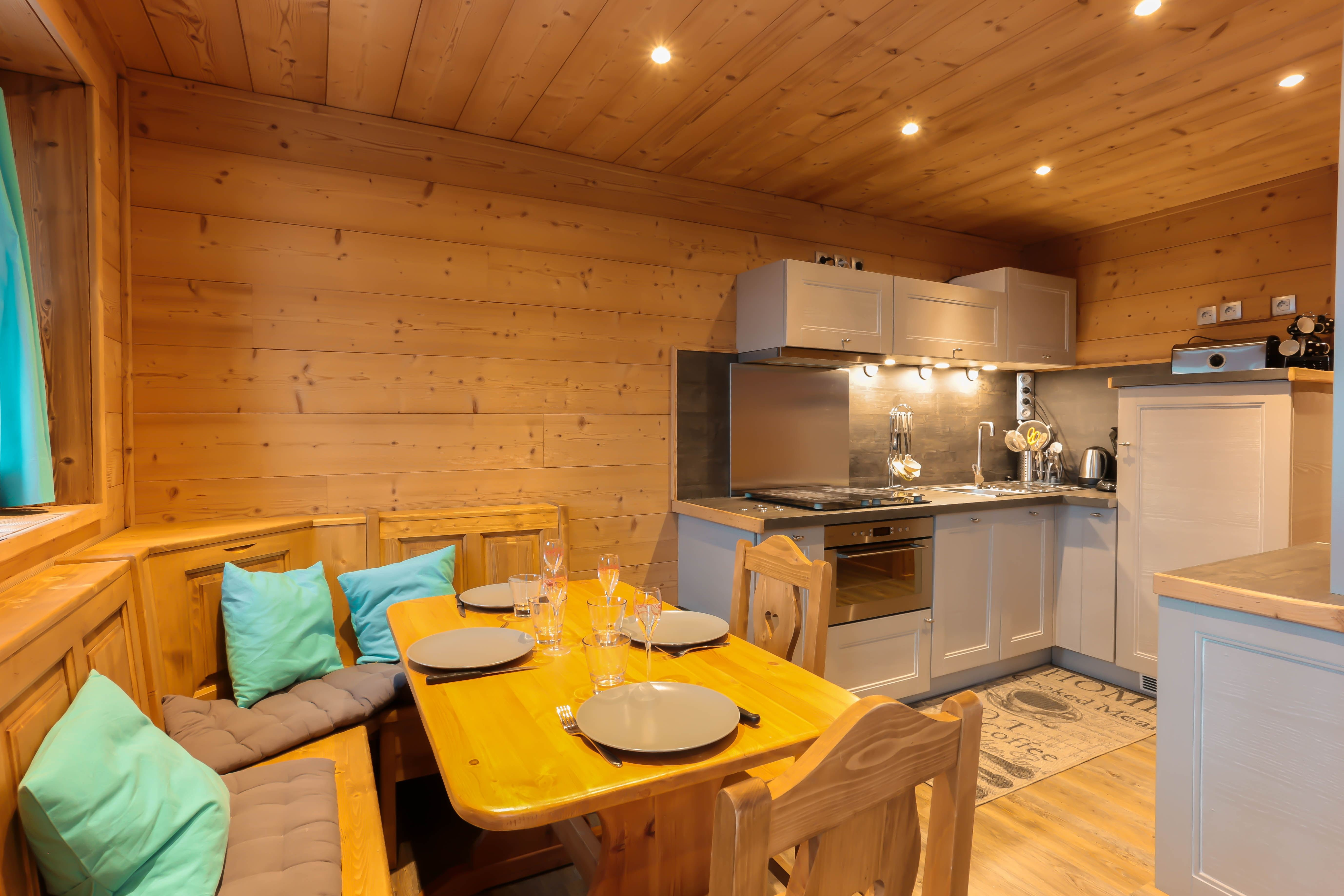 Arcelle 411 > 2 Rooms + Cabin - 6 Persons - 2 Silver Snowflakes (Ma Clé IMMO)