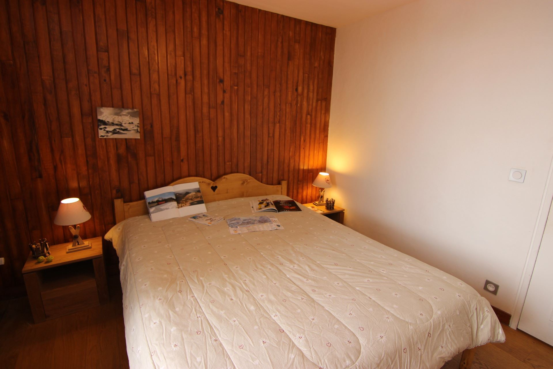ROC DE PECLET A17 / 5 ROOMS 8 PERSONS - 3 SILVER SNOWFLAKES - VTI