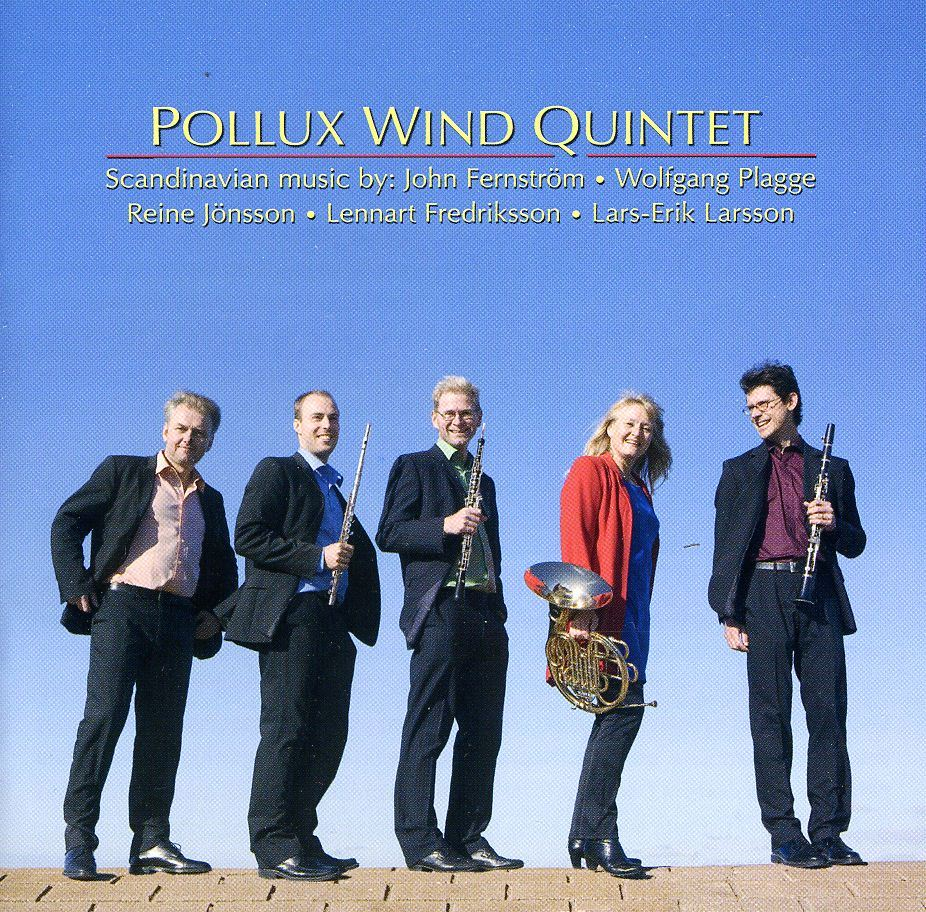 """Pollux – """"very sweet"""" – Wind quintet"""