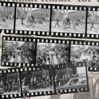 Utställning: Dramat timme för timme - 13 april 1985