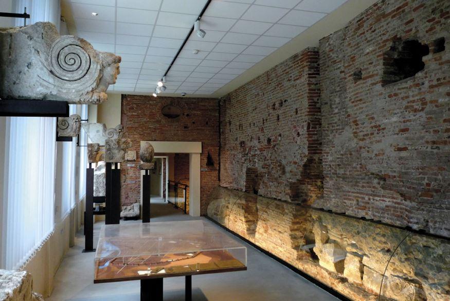 Toulouse romaine...et plus encore à l'ICT