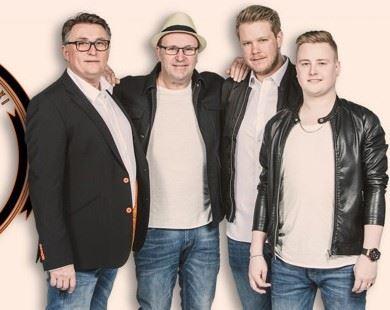 Dans med dansbandet Per Håkans