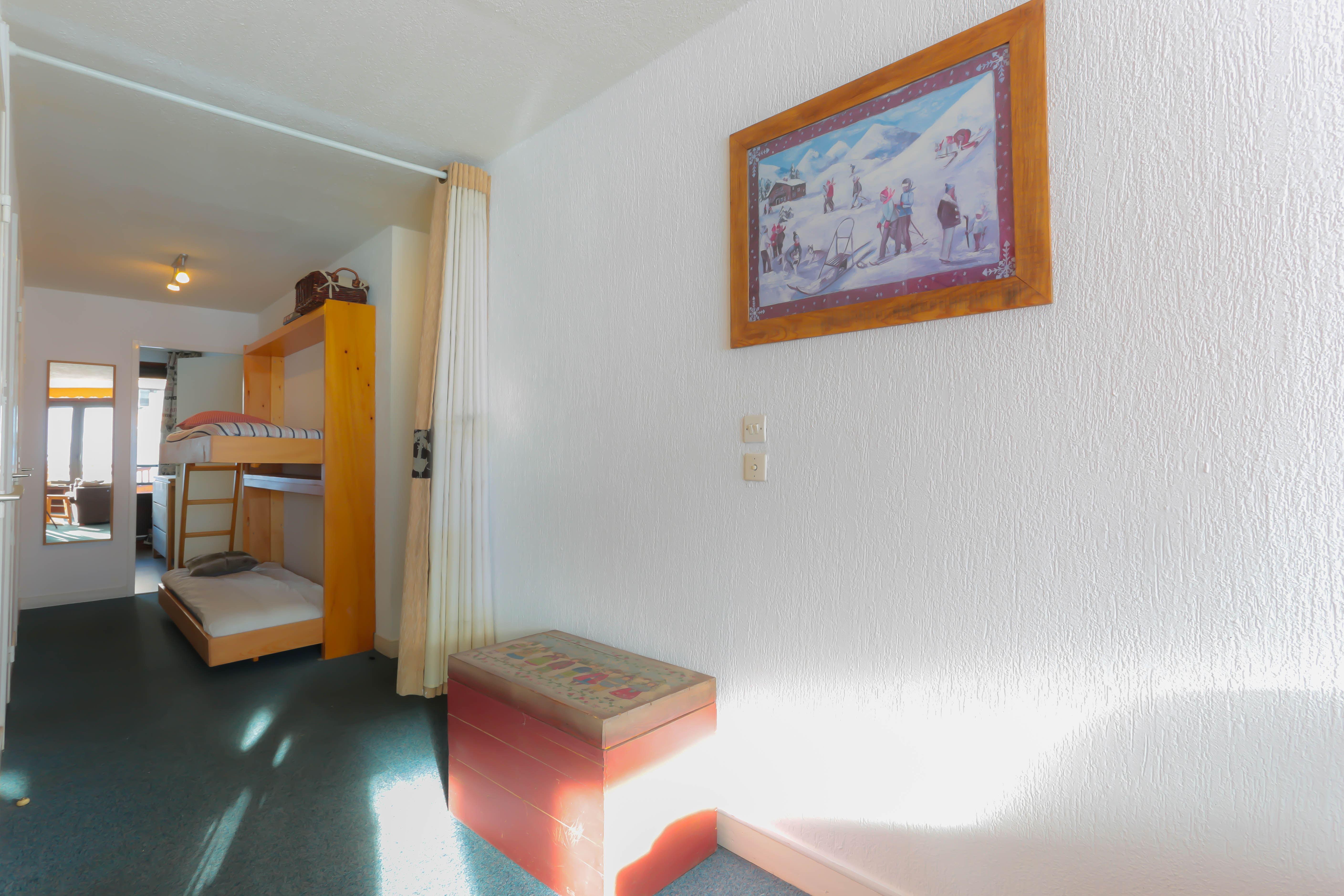 Roc de Péclet C13 > 2 Rooms - 5 Persons -2 Silver Snowflakes (Ma Clé IMMO)