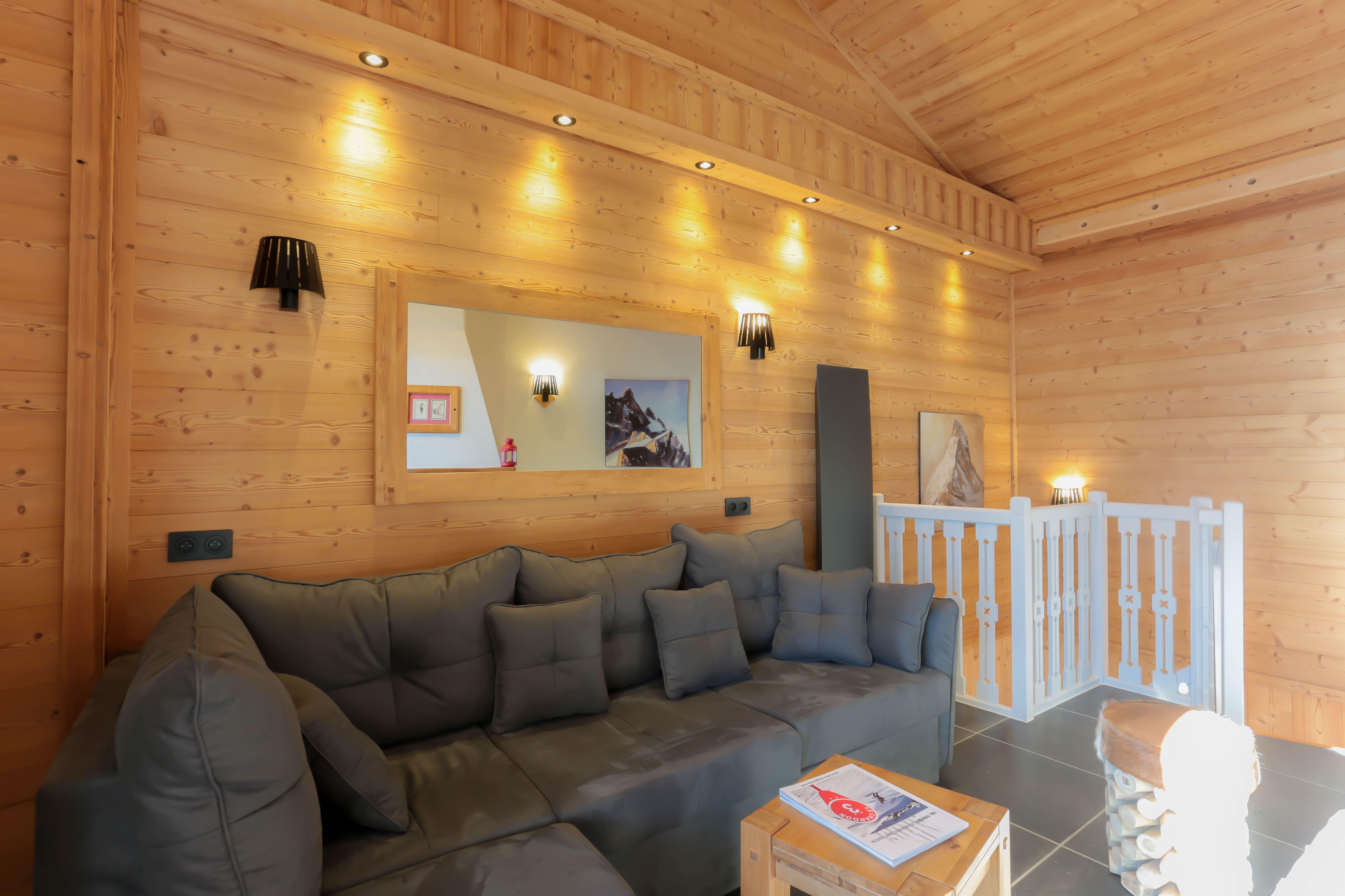 Chalet Séalou 31 > 3 Rooms + Cabin - 6 Persons - 4 Silver Snowflakes (Ma Clé Immo)