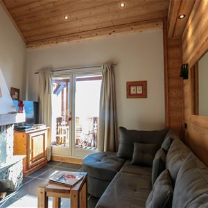 Chalet Sélaou 31 > 3 Pièces + cabine - 6 Personnes - 4 Flocons Or (Ma Clé IMMO)