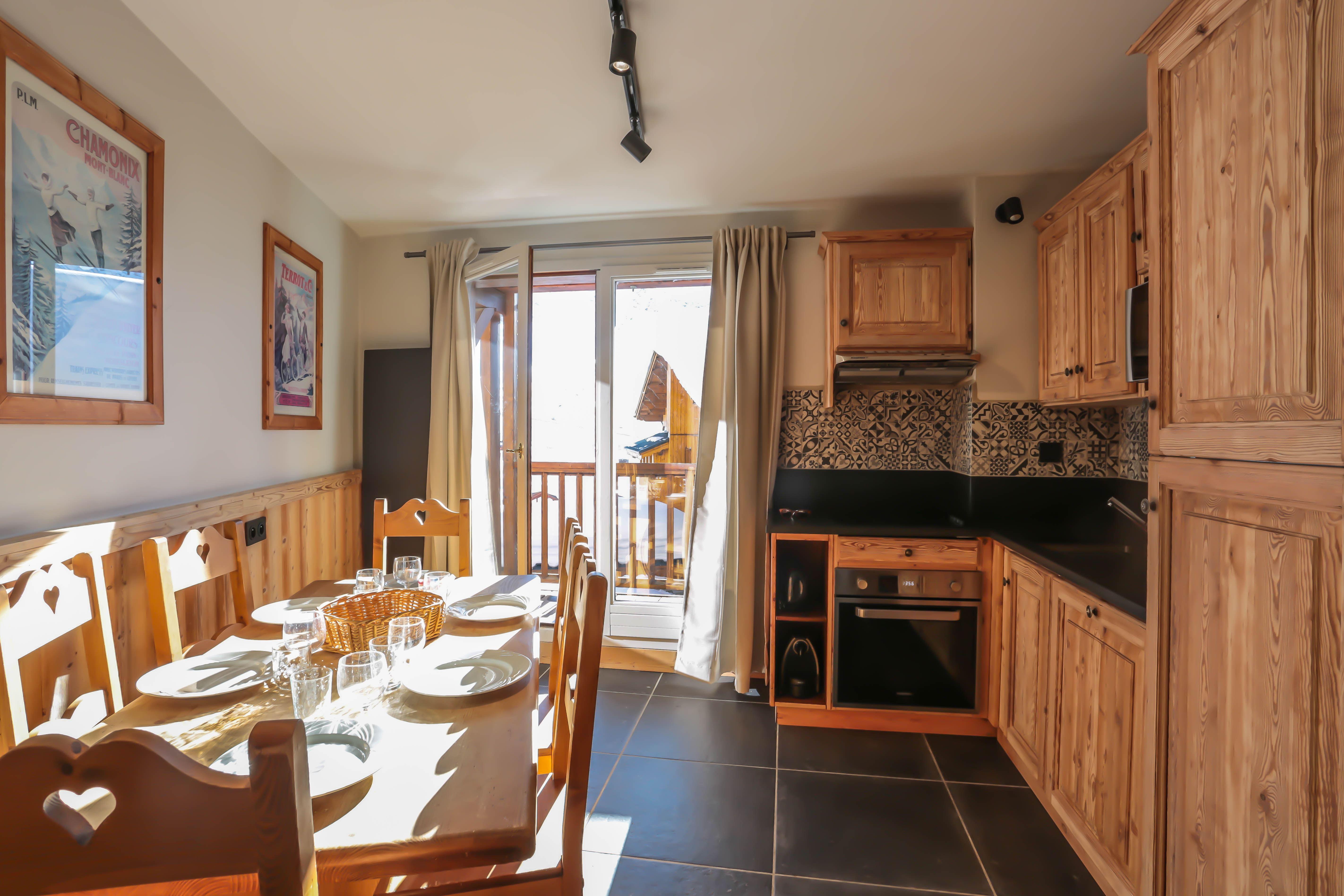 Chalet Séalou 31 > 3 Rooms + Cabin - 6 Persons - 4 Gold Snowflakes (Ma Clé IMMO)