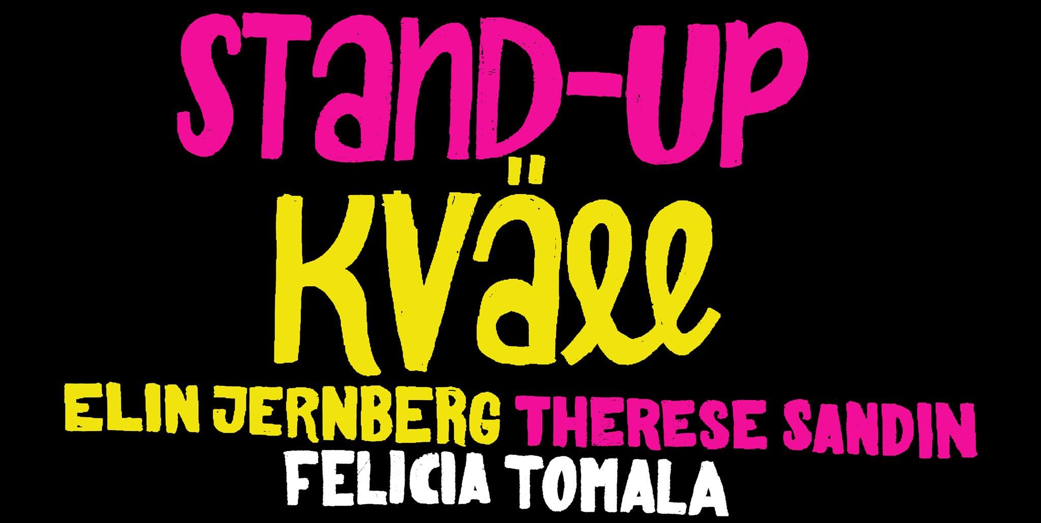 Stand-up kväll