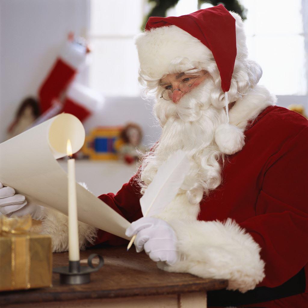 Julfest för de minsta